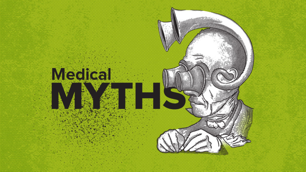 Logo de mythes médicaux
