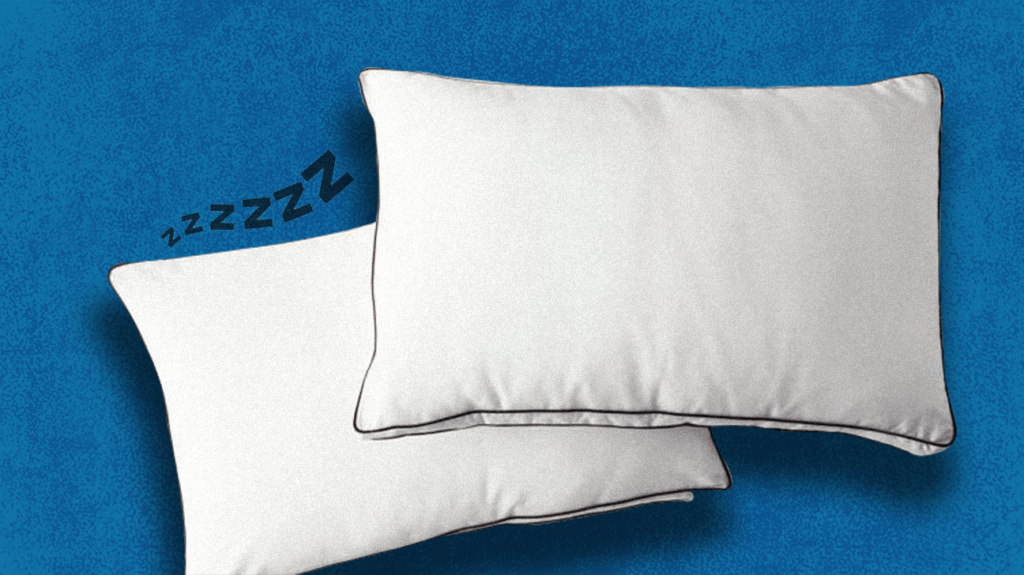 Picture of: 11 Of The Best Pillows For Back Sleepers
