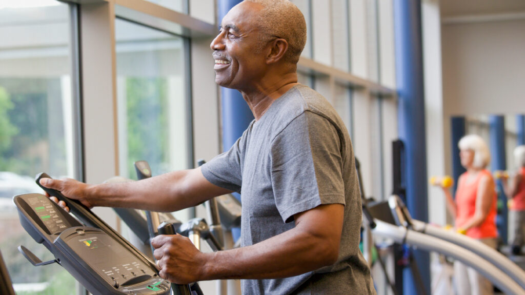 medicare pay for a gym membership