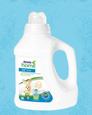 Amway Home SA8 Baby Concentrated Liquid Laundry baby Detergent with Softening Effect