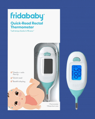 Fridababy infant rectal Baby Thermometer