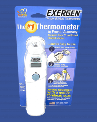 Exergen infant  Baby Thermometer