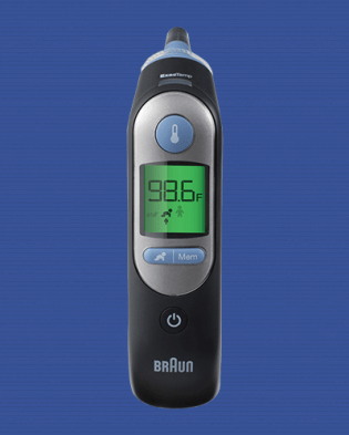 Braun infant  Baby Thermometer