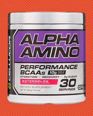 Cellucor alpha amino performance