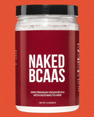 Naked nutrition naked bcaas