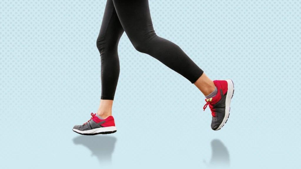 Ladies Running Trainers Womens Shock Absorbing Gym Sports Walking Girl Shoe Size