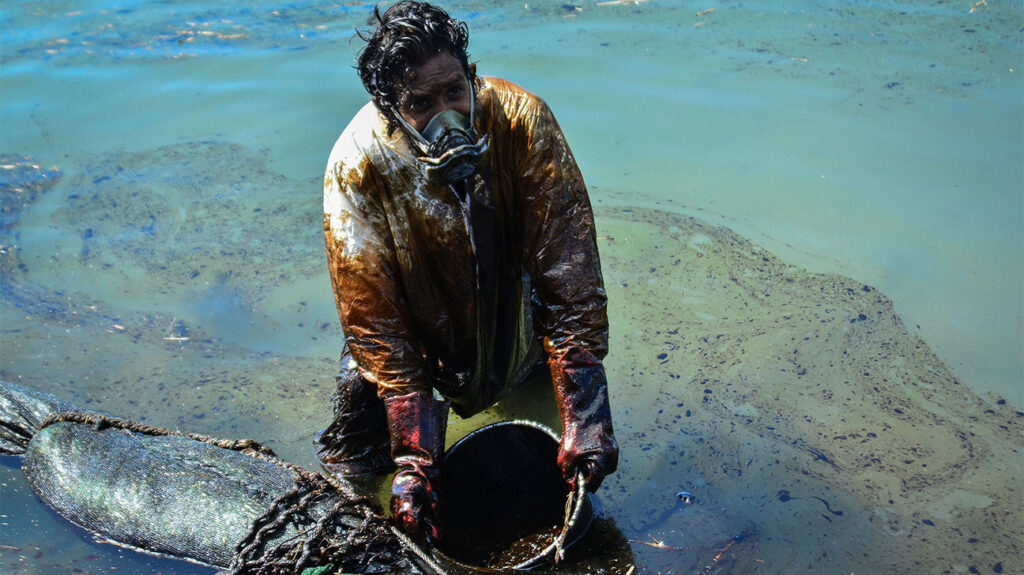 How does water pollution affect human health?
