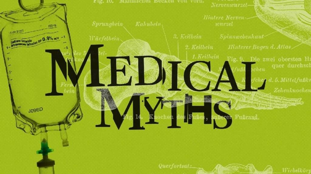 医疗神话标志