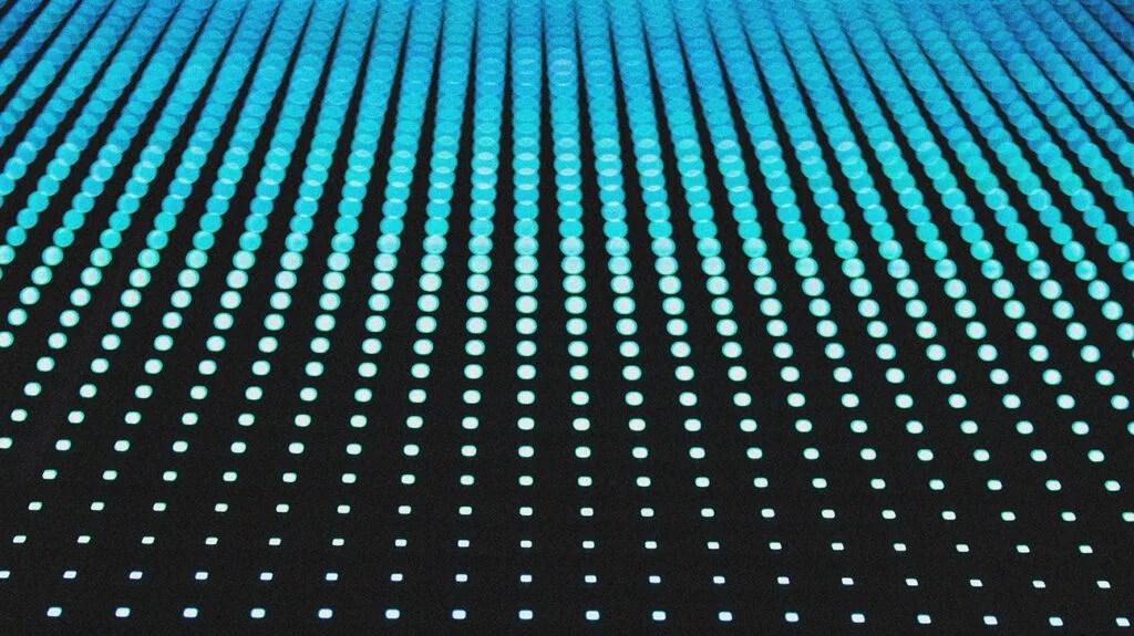 LED灯插图