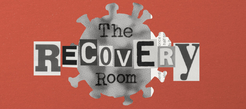 The Recovery Room coronavirus header