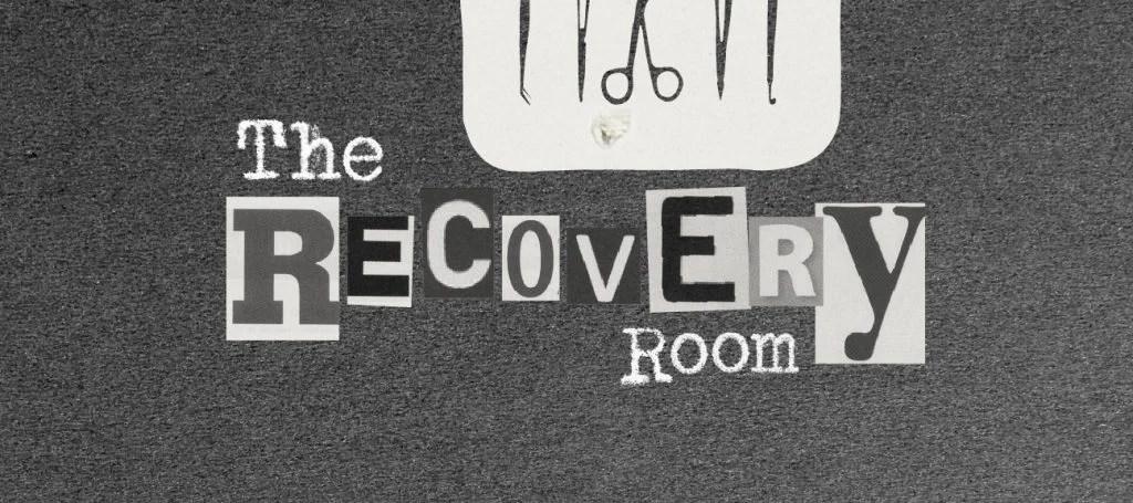 恢复室外科仪器标题