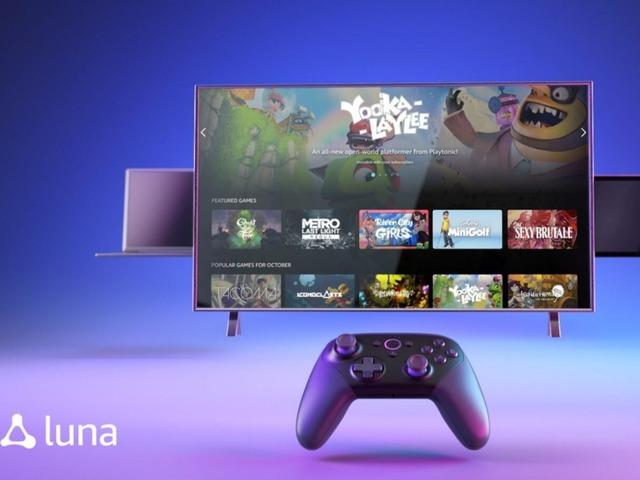 Amazon、クラウドゲーム「Luna」を10月スタート、月6ドル、PC、Mac、iOS、Fire TVサポート