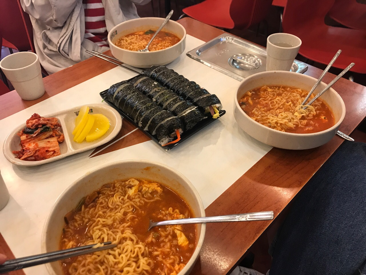 Image result for 김밥천국