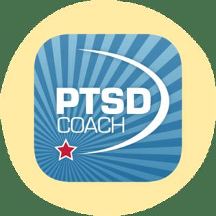 Logo de l'application PTSD Coach