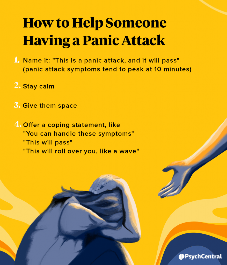 A panic causes attack what Nocturnal panic