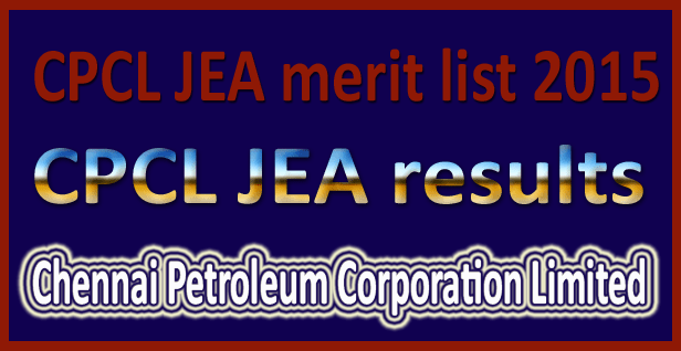 CPCL JEA results