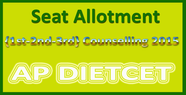 AP Dietcet counselling 2015