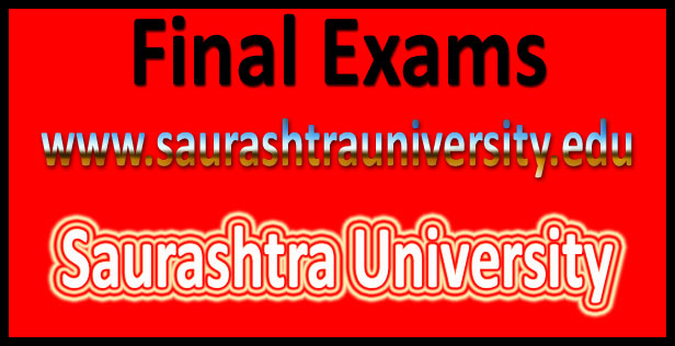 Saurashtra university result 2016
