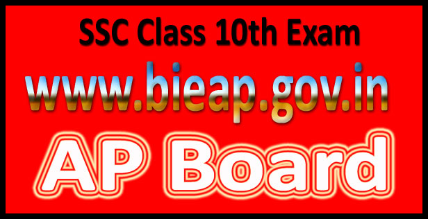 AP State 10th Class Results 2017