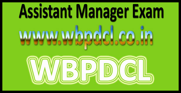 WBPDCL Assistant Manager Results 2016