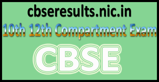 CBSE compartment Result 2016