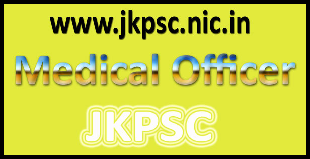 JKPSC Medical officer Results 2016