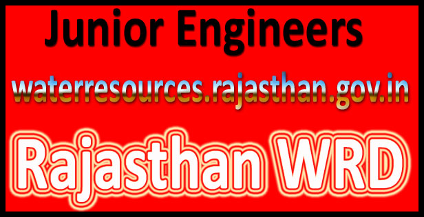 Rajasthan WRD JE answer key 2016