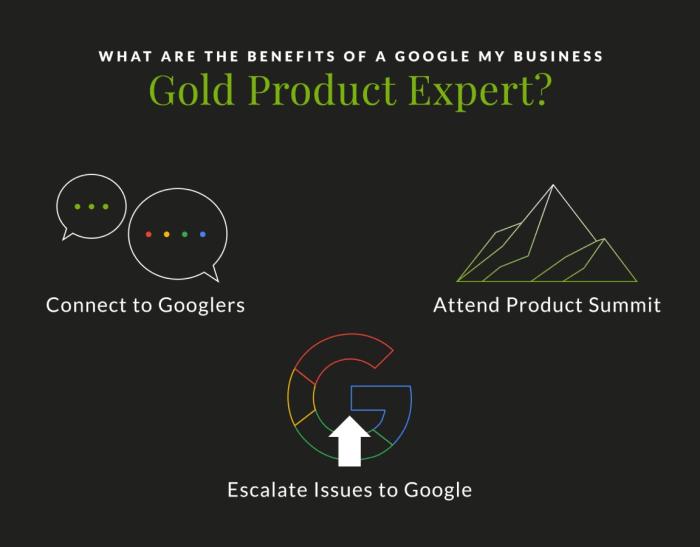 Benefits of hiring a Google Gold Product Expert