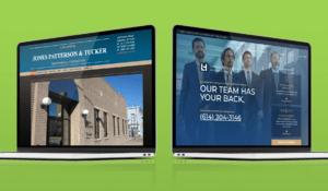 Law firm websites in Columbus, Ohio