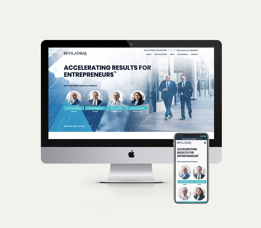 Bevilacqua website