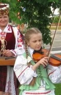 """Фальклорны ансамбль """"Паазер'е"""" г.Поставы"""