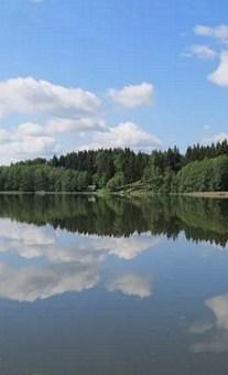 Озеро Большие Споры (Поставы)