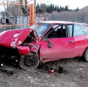 В Поставском районе пьяный сбил насмерть женщину