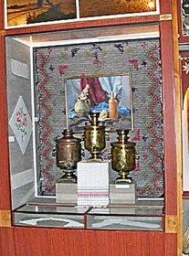 Поставскому краеведческому музею 40 лет…