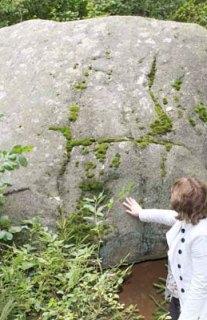 «Чёртов Камень» — легенда