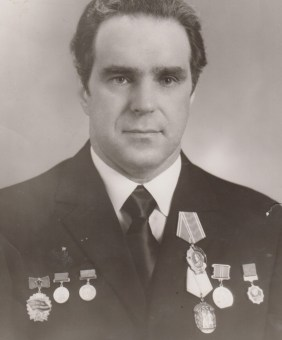 Віталій Якаўлевіч Лапушынскі