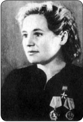 Ганна Маслоўская — партызанка-разведчыца, Герой Савецкага Саюза