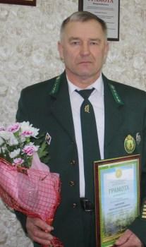 Анатолій Уладзіміравіч Сапрончык — Гаспадар і ў лесе, і дома