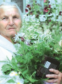 Яніна Францаўна Зянькова — Загартаваная лёсам