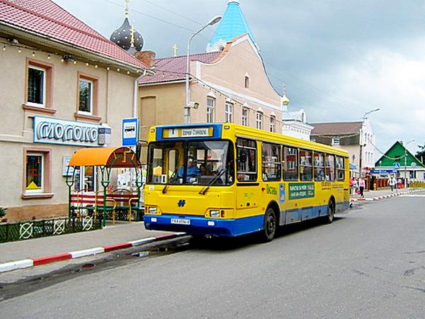 Поставы - все маршруты городского транспорта