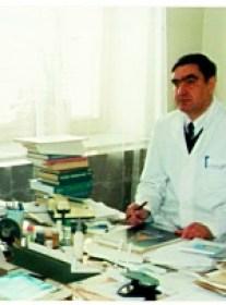 Дарафееў Барыс Фёдаравіч,доктар медыцынскіх навук.