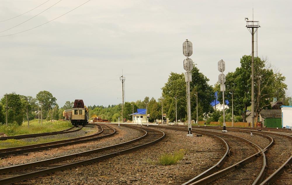 Изменилось расписание жвижения поездов - ст. Поставы