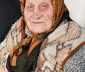 Валянціна Іванаўна Рыбцова з Лынтуп — 100 гадоў
