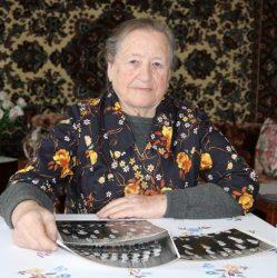 Марыя Канстанцінаўна Аліхвер — прафесія будаўнік