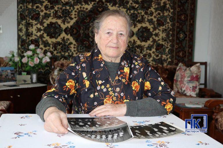 Марыя Канстанцінаўна Аліхвер,