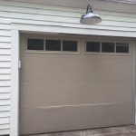 My 57 Garage Door Makeover How To Knock Off Expensive Wood Doors Postbox Designs