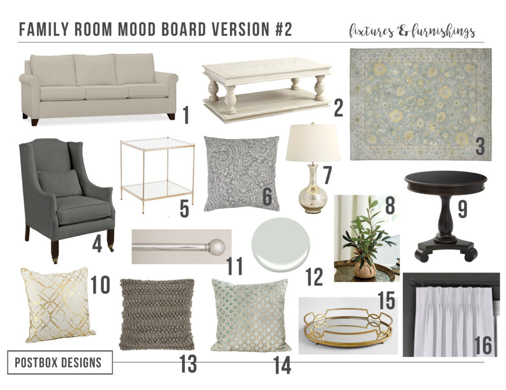 Room Reveal 5 Tips To Decorate A Family Room With High Ceilings Postbox Designs