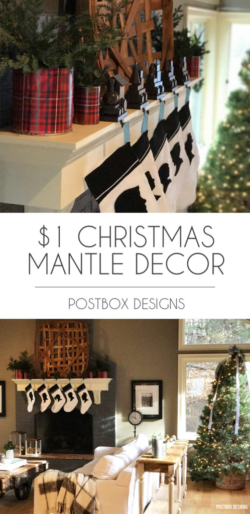 3 Budget Friendly Diy Christmas Decorating Ideas Starting At 1 Postbox Designs