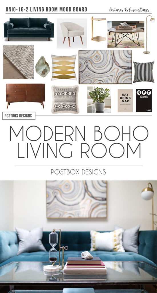 Rustic Boho Living Room Ideas: Rustic Meets Boho Living Room Makeover In The Lone Star