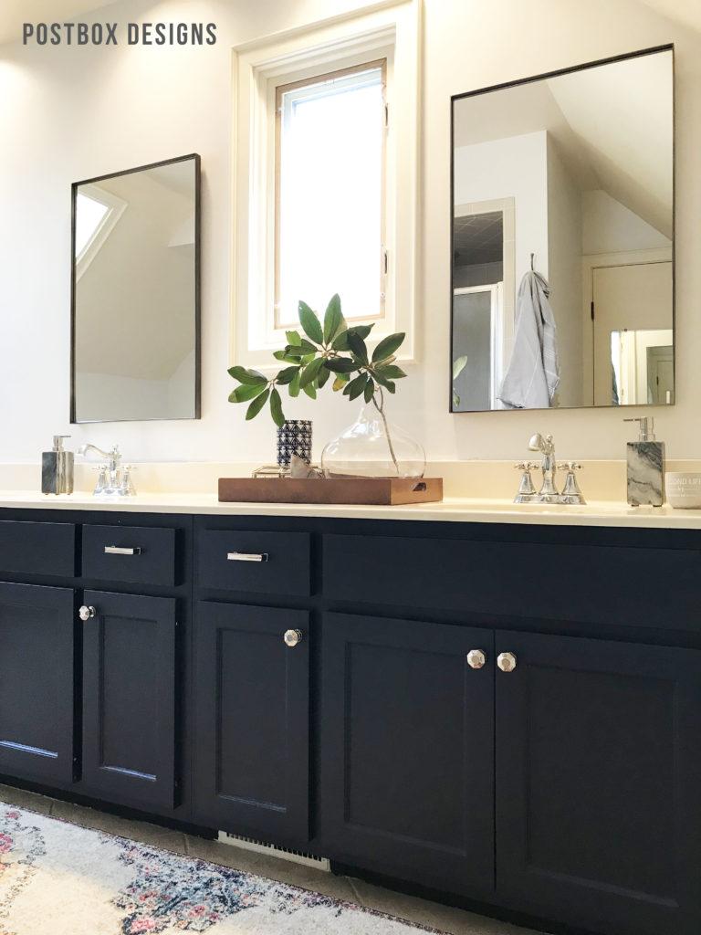 Budget Boho Bathroom Makeover Postbox Designs Online Interior Design